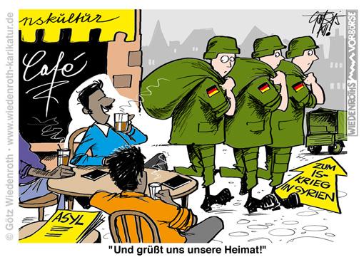 WK151201_Bundeswehr_Syrien_IS_Terror_Asyl