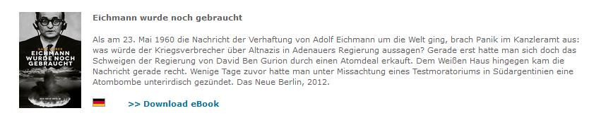 gaby eichmann