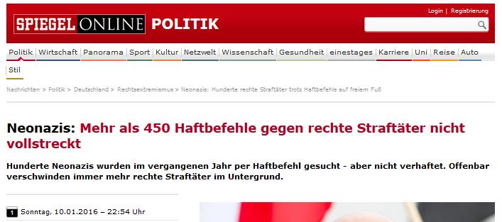 hunderte nazis