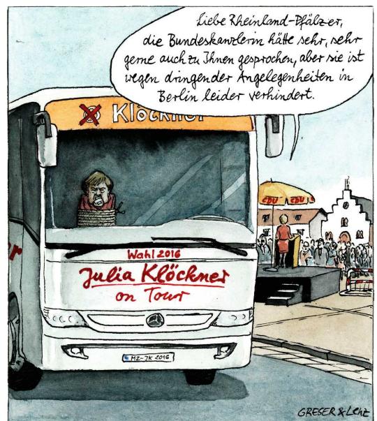 merkel bus