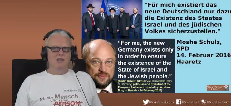 Jüdische Weltverschwörung
