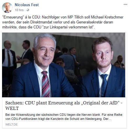 CDU wird AfD | Bücherleser-Blog zu Terror in der BRD | Seite 2